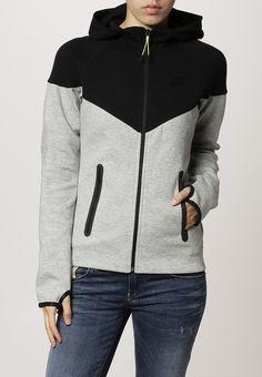 Nike Sportswear - Tracksuit top - black