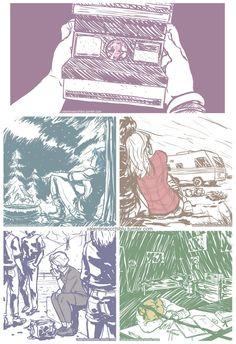 Life is Strange - Max, Chloe, Rachel, Victoria and Kate / by Hiei-Ishida