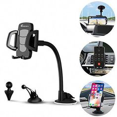 Cellphones & Telecommunications Brave 1pcs Universal Car Phone Holder 360 Degree Flexible Dashboard Windshield Gps Mount Desk Table Cell Mobile Phone Holder Stand Mobile Phone Holders & Stands