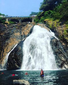 images dudhsagar waterfall photos goa