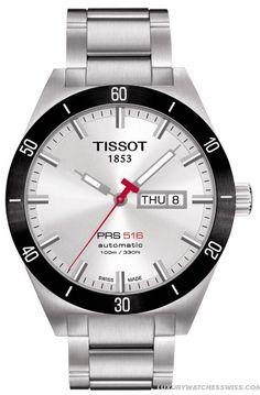 Tissot PRS 516 Mens Watch ~~~^_^~~~
