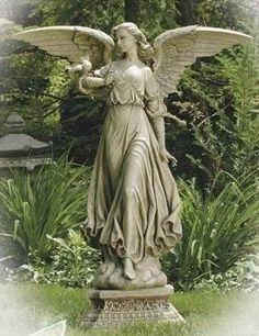 Classic Garden Angel