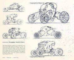 DRIVE: vehicle sketches and renderings by Scott Robertson: Scott Robertson: 9781933492872: Amazon.com: Books via PinCG.com