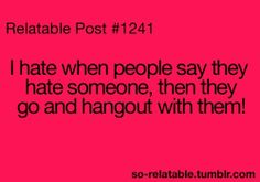 fake people quotes images | FAKE PEOPLE | ECards : Relatable Post.