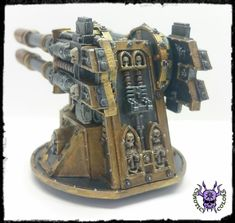 Wall of Martyrs - Quad-linked Lascannon #ChaoticColors #commissionpainting #paintingcommission #painting #miniatures #paintingminiatures #wargaming #Miniaturepainting #Tabletopgames #Wargaming #Scalemodel #Miniatures #art #creative #photooftheday #hobby #paintingwarhammer #Warhammerpainting #warhammer #wh #gamesworkshop #gw #Warhammer40k #Warhammer40000 #Wh40k #40K #terrain #scenery #Scifi #WallofMartyrs #FirestormRedoubt #Quadlinked #Lascannon 40k Terrain, Warhammer 40000, Tabletop Games, Cannon, Print Design, Scenery, Sci Fi, Miniatures, Wall