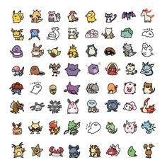 Mini Drawings, Kawaii Drawings, Anime Tattoos, Dog Tattoos, Cartoon Character Tattoos, Printable Scrapbook Paper, Stick N Poke Tattoo, Cute Pokemon Wallpaper, Cute Doodles