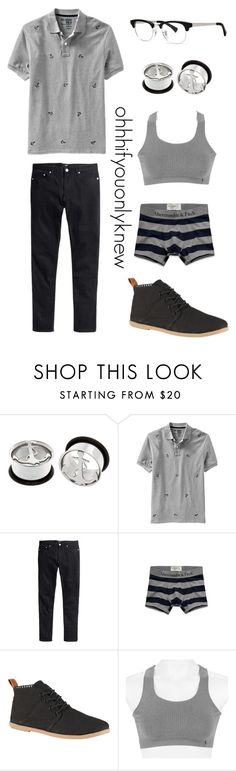 """""""Untitled #229"""" by ohhhifyouonlyknew ❤ liked on Polyvore featuring Old Navy, H&M, Abercrombie & Fitch, ALDO and Danskin"""