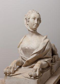 18th Century Madame de Pompadour as Sphinx image 4