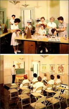 Garden State Academy Of Beauty Culture 1950s