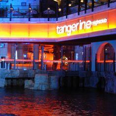 Tangerine inside Treasure Island Casino in Las Vegas threw the Best Wednesday Night Industry parties.