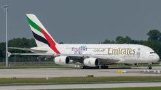 https://flic.kr/p/uWroMo | A380-800@MUC