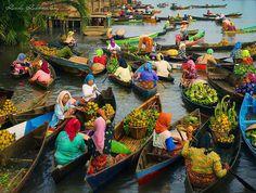 Colour of Lokbaintan, Randy Rakhmadany http://photo.net/photodb/user?user_id=4264468 #Indonesia