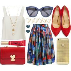 street style by sisaez on Polyvore featuring polyvore fashion style 3.1 Phillip Lim Charlotte Olympia Valentino H&M Maison Margiela CÉLINE