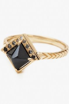 16 Reasons Why Black Is The New Black #refinery29  http://www.refinery29.com/black-diamonds#slide3
