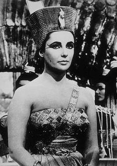 Liz Taylor in Kleopatra