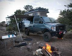 4x4 Camper Van, 4x4 Van, Car Camper, Camper Trailers, Ambulance, Pick Up, Camper World, Van Camping, Camping Gear