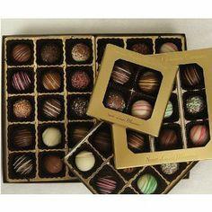 Premium Chocolate Truffle Assortment Lb