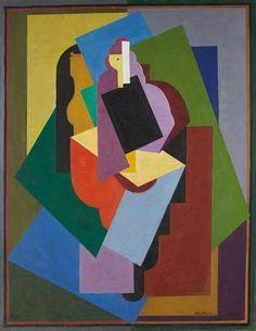 'Composition' by Albert Gleizes, c. 1923.