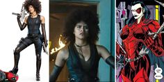 Zazie beetz domino costume deadpool 2 movietelevision costumes ii deadpool 2 16 worst things domino has ever done publicscrutiny Images