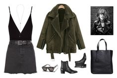 """Untitled #1179"" by nia-tanra ❤ liked on Polyvore featuring Yves Saint Laurent, Osklen, VALLEY and New Look"