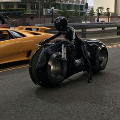 "Black cat Going to foxwoods "" Good luck baby "" Concept Motorcycles, Custom Motorcycles, Custom Bikes, Cars And Motorcycles, Armadura Sci Fi, Tron Bike, Futuristic Motorcycle, Bicycle Design, Biker Girl"