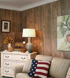 Western Red Cedar Plank Paneling Cabin Ideas Pinterest
