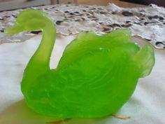 Dopřejte si voňavou labuť - mýdlo!