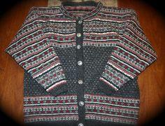 Ravelry: 1210 Adult Long and Short Cardigan pattern by Rauma Designs, Rauma mod. 1084