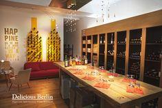 Veranstaltungsraum für Junggesellenabschied in Berlin http://www.delicious-berlin.com/junggesellenabschied-in-berlin/