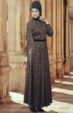 Butik Simge Lacivert Elbise Modeli – Satın Al Kodu: Lacivert 3795-17