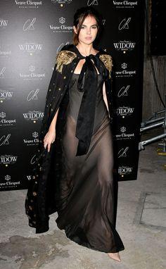 Doina Ciobanu  #DoinaCiobanu The Veuve Clicquot Widow Series VIP Launch Party in London http://ift.tt/2yGDp56