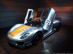 2011 Porsche 918 RSR 'Racing Lab'