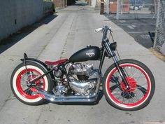 Old biker photos | TRITONES BIKER: Bobbers old school
