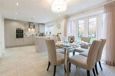 Image result for show home kitchen diner