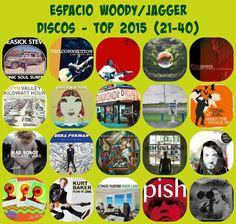 Los mejores discos del 2015 (del 21 al 40) http://www.woodyjagger.com/2015/12/mejores-discos-2015-puestos-21-al-40.html