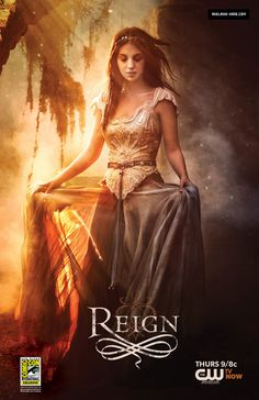 In love with this dress!!! Reign (The CW, 2013)