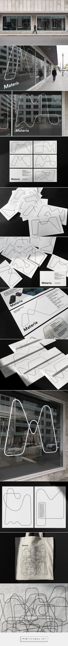 Materia / Branding on Behance - created via https://pinthemall.net. The UX Blog podcast is also available on iTunes.