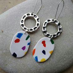 Washer Necklace, Jewelry, Jewlery, Bijoux, Schmuck, Jewerly, Jewels, Jewelery, Fine Jewelry