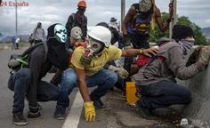 Balance de un mes de protestas: 34 muertos y 519 heridos