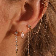 Unique Ear Piercings, Ear Piercings Chart, Piercing Chart, Ear Peircings, Tongue Piercings, Cartilage Piercings, Rook Piercing, Different Ear Piercings, Lip Piercing Ring