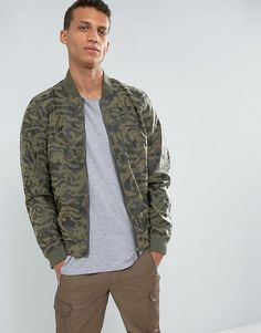 Get this Loyalty & Faith's bomber jacket now! Click for more details. Worldwide shipping. Loyalty and Faith Camo Bomber Jacket - Green: Jacket by Loyalty and Faith, Smooth woven fabric, Camo print, Ribbed collar, Zip fastening, Ribbed cuffs and hem, Regular fit - true to size, Machine wash, 100% Polyester, Our model wears a size Medium and is 185.5cm/6'1 tall. (bomber, bómber, bombers, estilo bomber, bomberjacke, bomber, blouson, bomber)