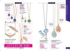 eBrochure | AVON: Can't decide get two for 20.00 and you will be ready for any event. www.youravon.com/nross5