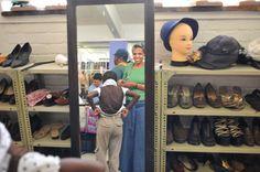 RAMÓN GRAU. Director of Photography: Prueba vestuario . Ciudad del Cabo . Sudafrica .Finales 2008