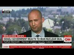 """השר בנט ב- CNN: """"מדינת ישראל תגן על עצמה בכל דרך"""""""
