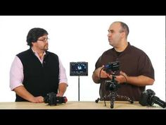 This tutorial discusses why the DSLR camera optical viewfinder disappears when you switch to video mode.