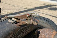 Rat Rod Hood Ornament by Gregg M, via Flickr