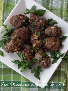 Faits avec amour /Les Aventures culinaires de Kiki: Koftas d'Ottolenghi et Samimi