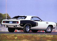 1971 Hemi 'Cuda 4SPD: