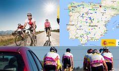 Las rutas más seguras para montar en bici