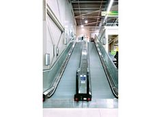 The ST range of moving walkways form integrated horizontal and vertical transport systems that will enhance both the appearance and operation of any building or infrastructure development.
